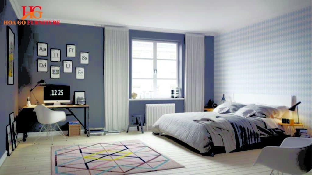 phòng ngủ phong cách hiện đại TPHCM 21