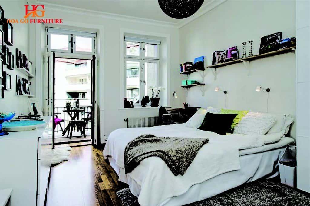 phòng ngủ phong cách hiện đại TPHCM 22