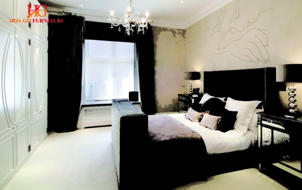 phòng ngủ phong cách hiện đại TPHCM 3