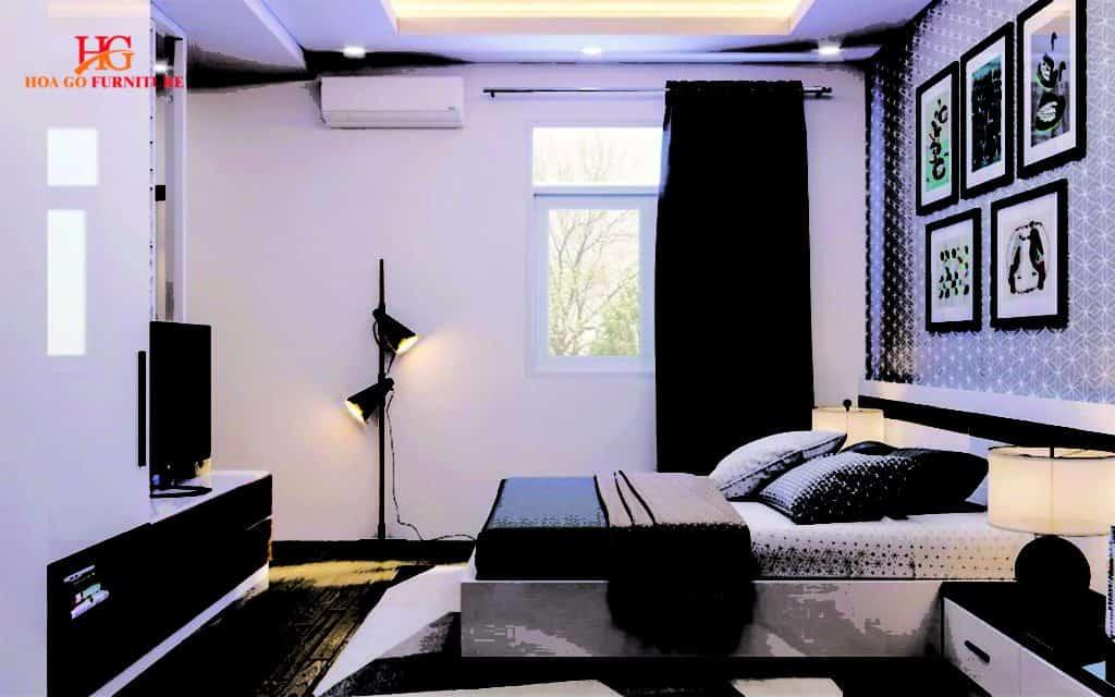 Thiết kế nội thất phòng ngủ nên lưu ý những gì