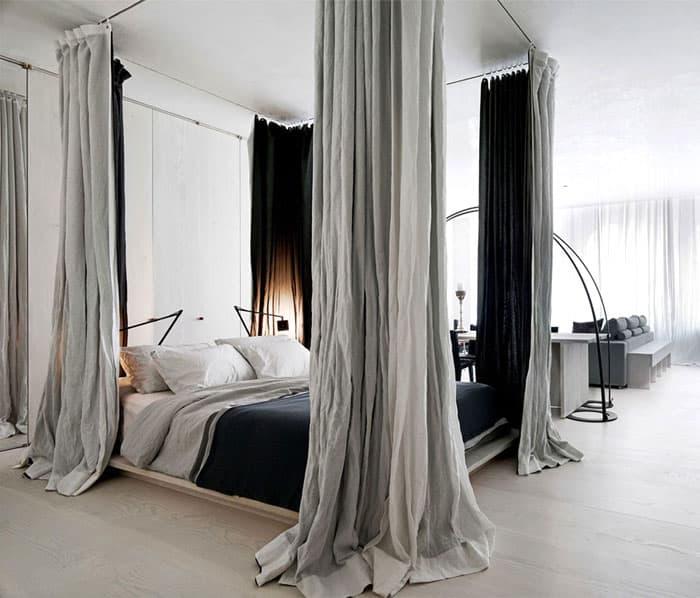 ý tưởng nội thất phòng ngủ nam 20