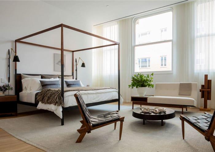 ý tưởng nội thất phòng ngủ nam 21