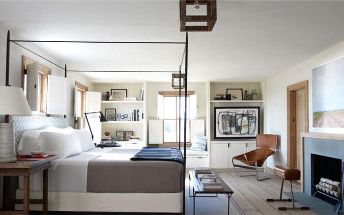 ý tưởng nội thất phòng ngủ nam 26