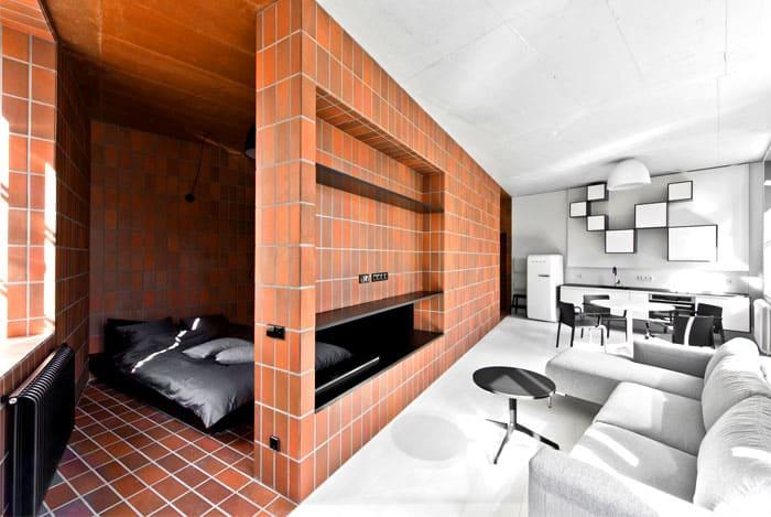 ý tưởng nội thất phòng ngủ nam 31