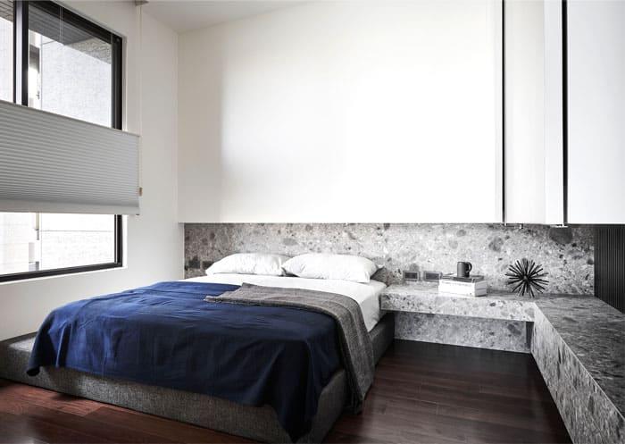 nội thất phòng ngủ cá tính cho nam 3