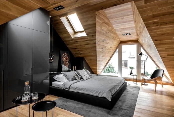 ý tưởng nội thất phòng ngủ nam 3