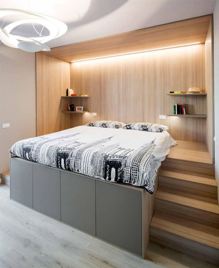 ý tưởng nội thất phòng ngủ 6