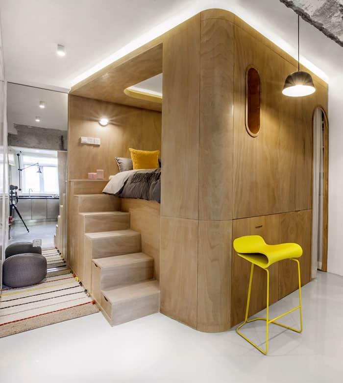 ý tưởng nội thất phòng ngủ 12