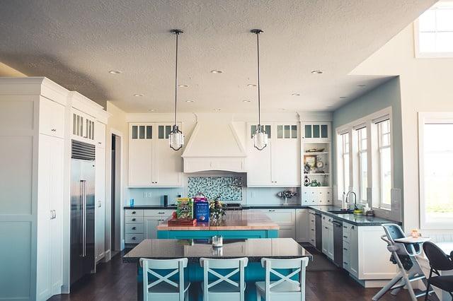 ý tưởng thiết kế nội thất nhà bếp diện tích nhỏ 1