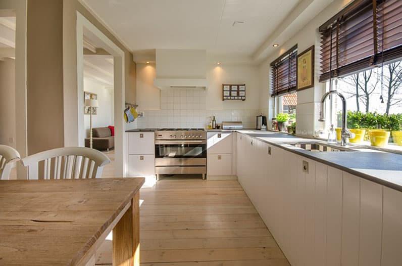 ý tưởng thiết kế nội thất nhà bếp diện tích nhỏ