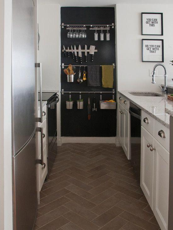 ý tưởng thiết kế nội thất nhà bếp diện tích nhỏ 10