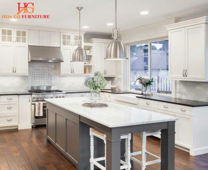 9 sai lầm thường gặp khi cải tạo nội thất nhà bếp