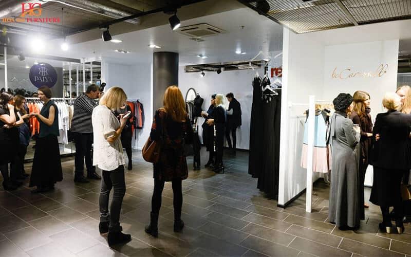 Hướng dẫn tổng quan thiết kế nội thất showroom 1