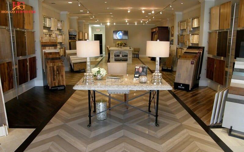 tư vấn hướng dẫn làm showroom thiết kế nội thất