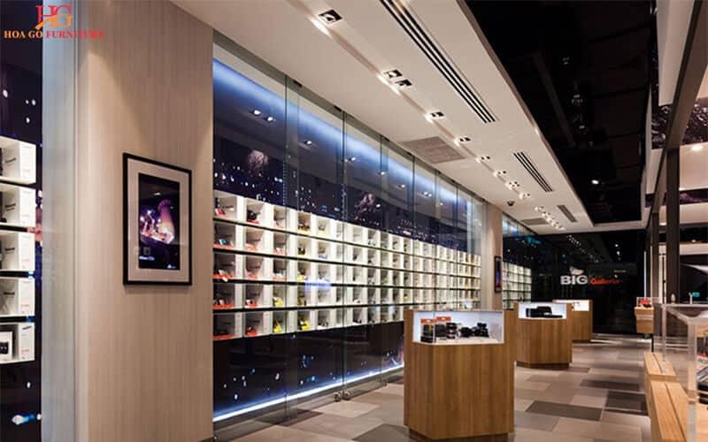 Hướng dẫn tổng quan thiết kế nội thất showroom 5