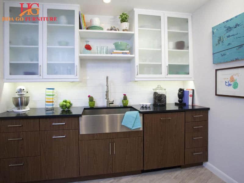 Những điều cần tránh khi thiết kế nội thất bếp