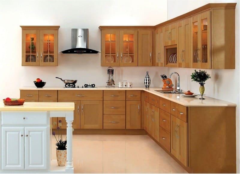 noi that nha bep cho khong gian nho - Bật mí 15 ý tưởng thiết kế nội thất nhà bếp có diện tích nhỏ