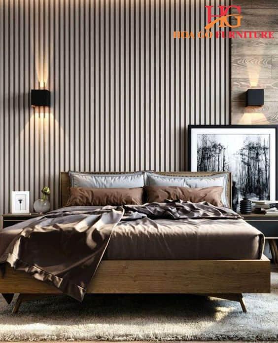 Thiết kế nội thất phòng ngủ đương đại