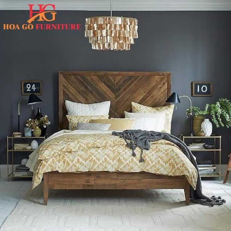 Xu hướng nội thất phòng ngủ cổ điển
