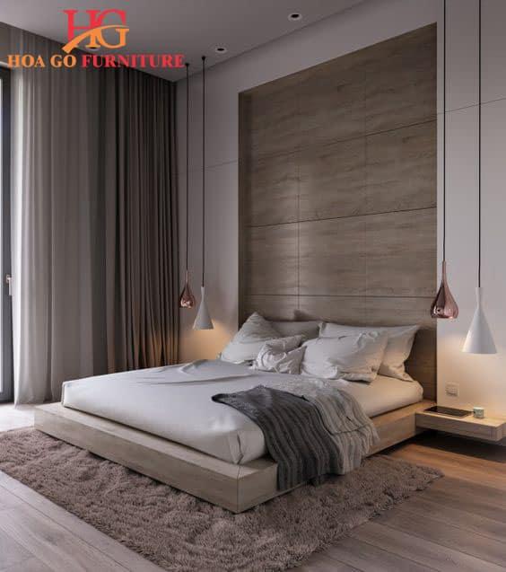 mẫu nội thất phòng ngủ lớn