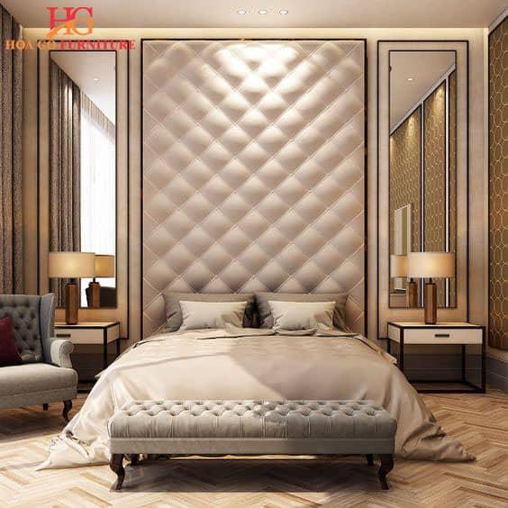 mẫu nội thất phòng ngủ đẹp sang trọng