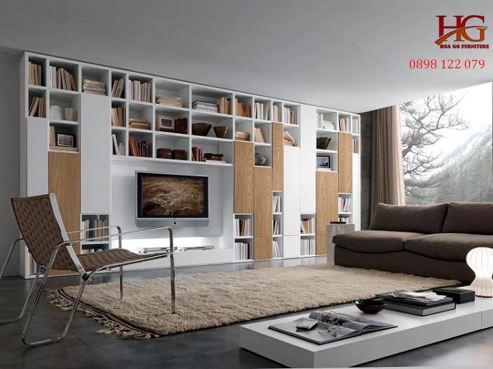 Những mẫu thiết kế phòng đọc sách đẹp nhất 2020